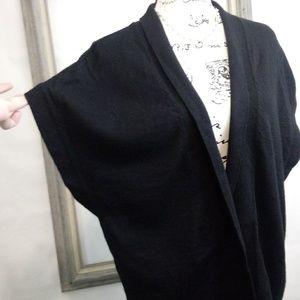 Banana Republic Sweaters - Banana Republic Black Wool Sweater XL